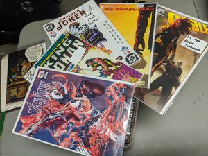 Minor key comic book box individually priced for Sale in Long Beach, CA