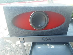 400 JL AUDIO W7. . 10 PULGADAS for Sale in Garden Grove, CA