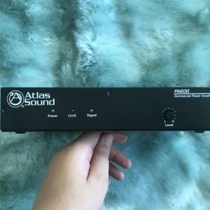 60W 1 Channel Power Amplifier with Global Power Supply for Sale in Riverside, CA