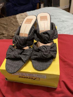 Gray heels for Sale in Temple, GA