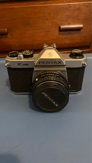 Pentax K1000 dslr camera for Sale in Lodi, CA