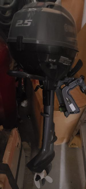 Yamaha outboard 2.5 for Sale in Tucson, AZ