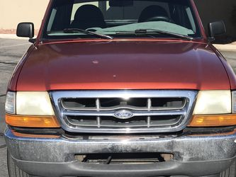 ford ranger - 1999 - 6 cylinders 3.0 - automatic for Sale in Las Vegas,  NV