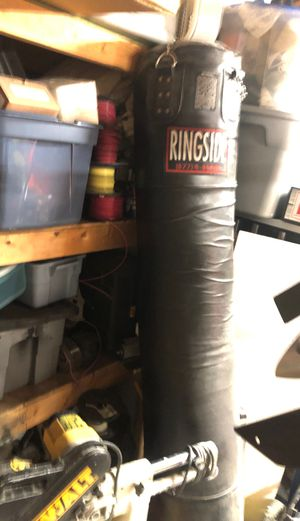 Ringside punching bag for Sale in Chicago, IL