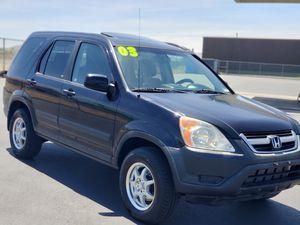2003 Honda CRV for Sale in Spanish Fork, UT