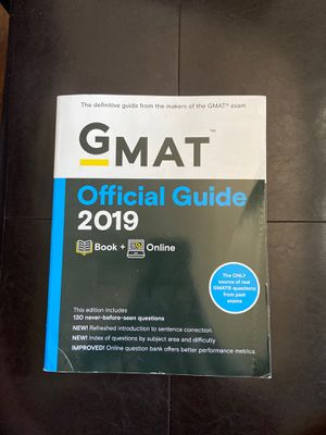 Gmat prep book for Sale in Hayward, CA