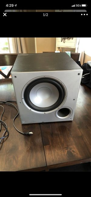 "Polk Audio - PSW Series 10"" Active Subwoofer for Sale in Aurora, CO"