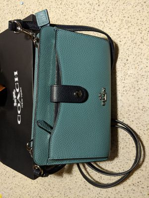 Brand New Coach Purse/Arm Clutch for Sale in Rockville, MD