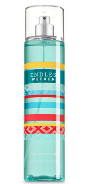 Endless Weekend Fine Fragrance Mist 8oz for Sale in Brooklyn, NY