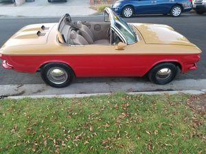 1964 CUSTOM CHEVROLET CORVAIR SHOW CAR, CHEVY FORD MUSTANG CLASSIC CHEVELLE CORVETTE IMPALLA for Sale in Santa Clarita, CA