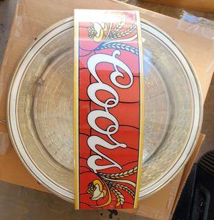 Vintage 1981 Coors Beet Disco Bar Light for Sale in Huntington Beach, CA