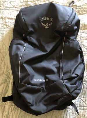 Osprey skarab 18L hiking backpack for Sale in Phoenix, AZ