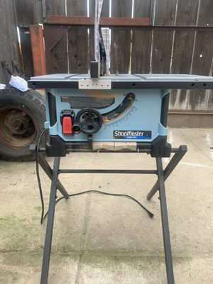 Like new table saw. for Sale in Turlock, CA