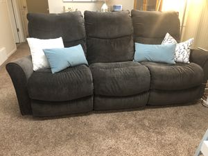 La-Z-Boy sofa reclining! Almost new for Sale in Sandy, UT