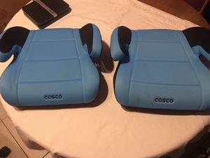 Cosco Topside Booster Car Seat-turquoise 3 yrs+ 40-100 lbs for Sale in Hillsboro Beach, FL