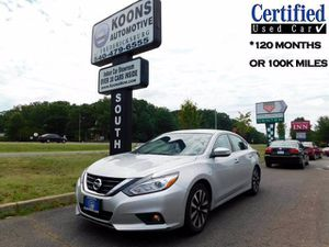 2018 Nissan Altima for Sale in Fredericksburg, VA