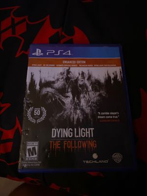 Dying light for Sale in Lancaster, CA