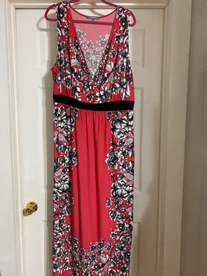 NY Collection Maxi Dress 2x for Sale in San Antonio, TX
