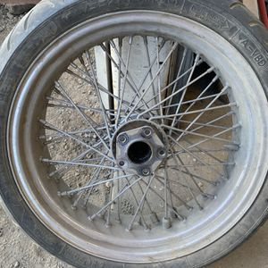 Chopper Wheel. for Sale in Arvin, CA