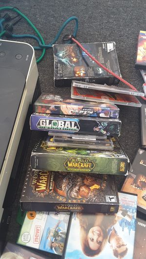 Computer games 8x for Sale in Oklahoma City, OK