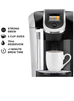 Keurig coffee maker with brand new coffee filter and water filter for Sale in Los Angeles, CA