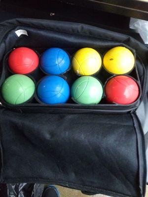Bocce ball for Sale in Hyattsville, MD