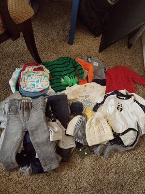 6 month old boy clothes for Sale in Tolleson, AZ