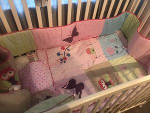 Crib bedding for Sale in Norwalk, CA