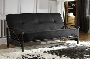 DHP 8-Inch Independently Encased Coil Futon Full Mattress Only for Sale in Phoenix, AZ