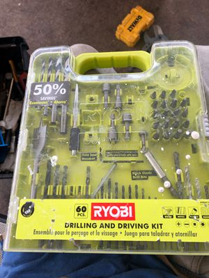 Rioby drilling and driving kit. for Sale in Hialeah, FL