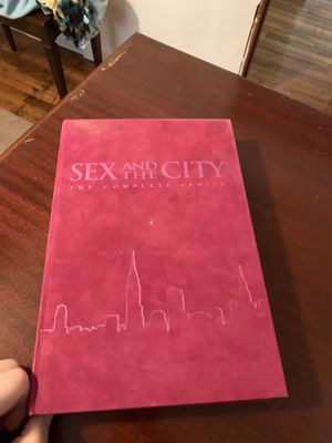 Sex and the city collection for Sale in Binghamton, NY