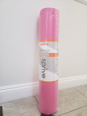 "SPRIVE YOGA MAT PINK 27""x72"" for Sale in Rosemead, CA"