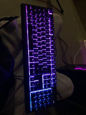 SteelSeries APEX 3 RGB Gaming Keyboard for Sale in Los Angeles, CA