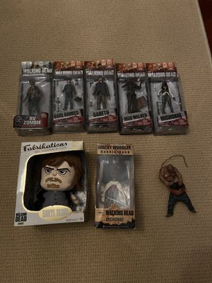 The Walking Dead Action Figures Collectibles Lot for Sale in Staten Island, NY