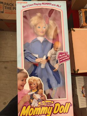 The Original Mommy Doll for Sale in Rancho Cucamonga, CA