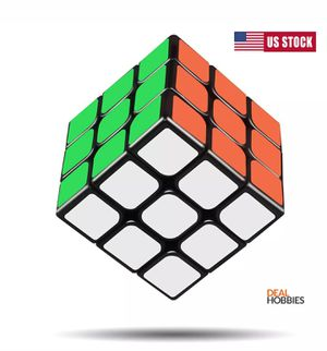 Rubiks Rubix Cube 3x3 high Speed Smooth Magic Cube Puzzles Fun Game Toy Teaser for Sale in Naperville, IL