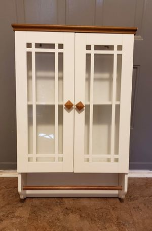 """Bath room or laundry room cabinet 19.5""""×6.5"""" 30"""" long for Sale in Hampstead, NC"""