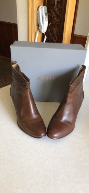 Leather booties by Aerin for Sale in Brooklyn, NY