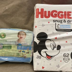 200 Diapers Size 6 for Sale in Littleton, CO