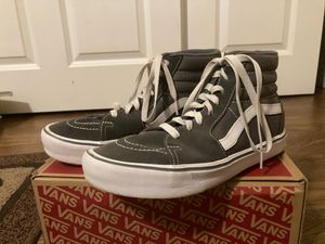 Grey Ultracush High Top Vans for Sale in Woodinville, WA