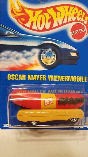 Hot Wheels Oscar Mayer Wienermobile # 204 for Sale in Kissimmee, FL