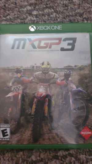 Mx gp 3 Xbox one for Sale in Lake Hallie, WI
