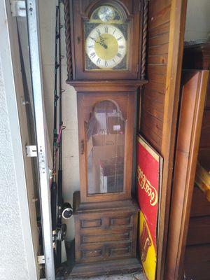 Tempus Fugit Ridgeway Grandfather clock for Sale in Odessa, FL