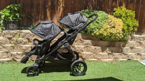 Baby jogger city select double/single stroller for Sale in La Costa, CA