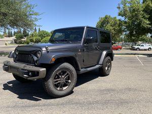 Jeep Wrangler JK 2017 for Sale in Fresno, CA