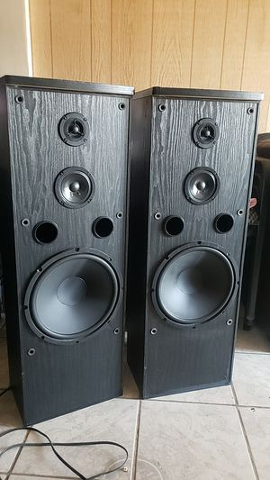 towers speakers for Sale in Phoenix, AZ
