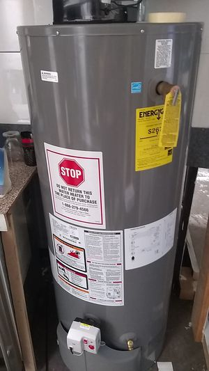 🆕🆕Rheem Performance Platinum Water Heater 50 and 75 gallons available ♨️🆕‼️promo price includes installation for Sale in Anaheim, CA