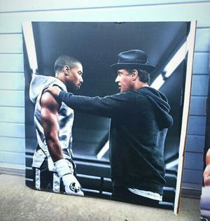 "Movie Boards (2) ""CREED"" for Sale in Sanger, CA"