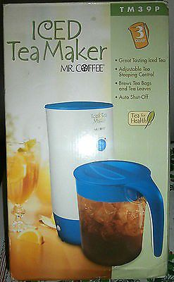 Mr Coffee Ice Tea Maker for Sale in District Heights, MD