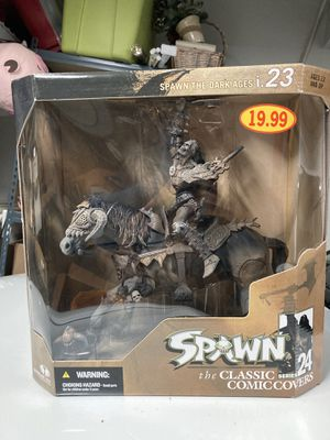 Spawn Collectible Action Figure - McFarlane Toys for Sale in Huntington Beach, CA